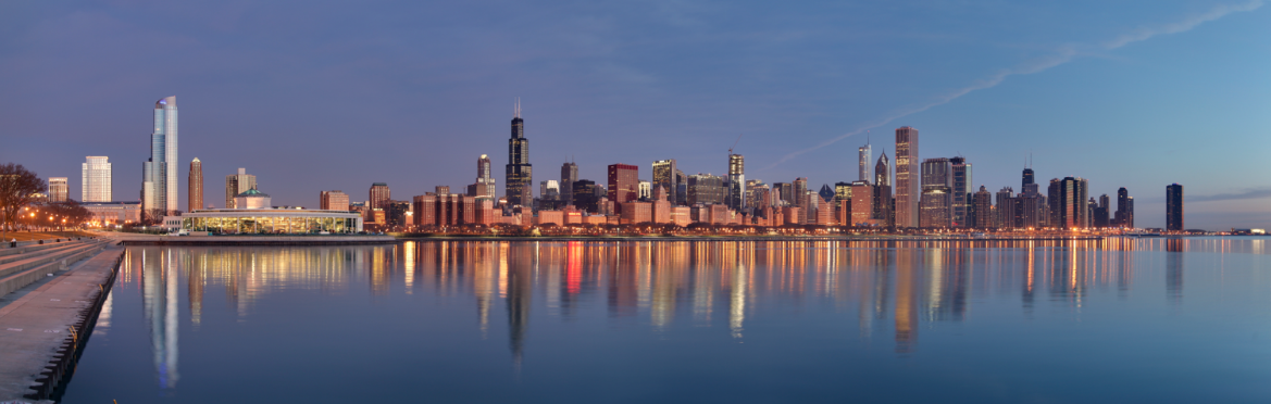 Chicago City Scape