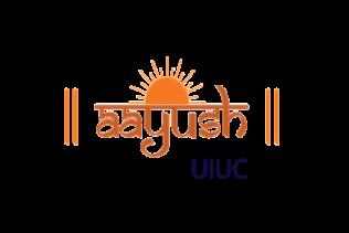 UIUC Aayush Logo